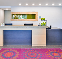 Home2 Suites Dupont Lobby