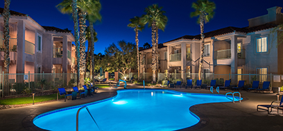 Residence Inn Palm Desert Swimming Pool
