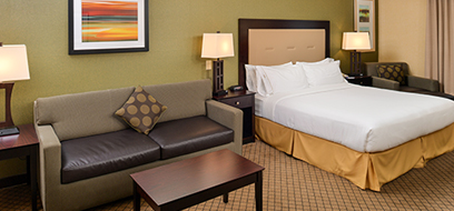 Holiday Inn Express Woodland CA